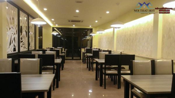 Nội thất quán ăn nhà hàng