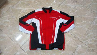 Mẫu áo gió Honda thể thao đẹp