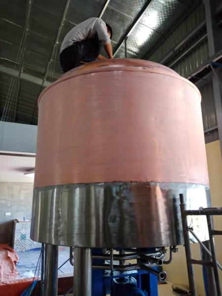 Sản xuất chế tạo bồn bể