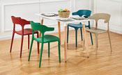 Bộ bàn ăn 4 ghế Dinette
