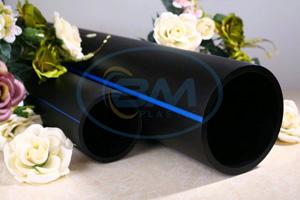 Ống trơn HDPE cấp nước