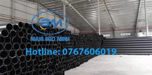 Ống nhựa HDPE gân xoắn 2 vách