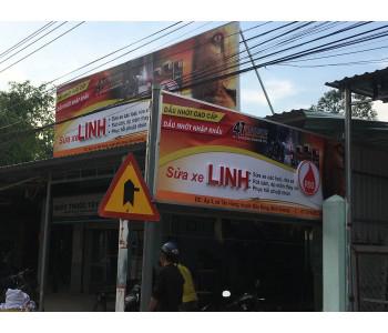 Bảng hiệu quảng cáo