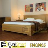 Giường ngủ gỗ