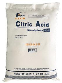 Acid Citric C6H8O7.H2O 995%