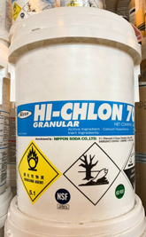 Chlorine Nippon 70%
