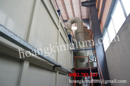 Xưởng sơn tĩnh điện