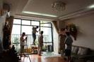 Sửa chữa bảo trì nhà cũ