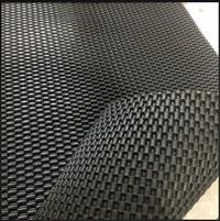 Thảm lót 3D đen