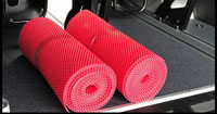 Thảm lót 3D đỏ