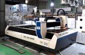 Máy cắt CNC Fiber Laser MEV-3015F