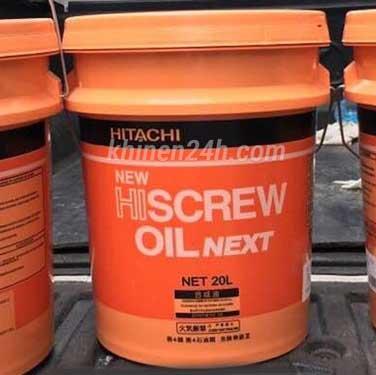 Dầu máy nén khí Hitachi Hi-Screw 55173321