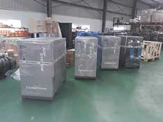 Máy sấy khí Compkorea