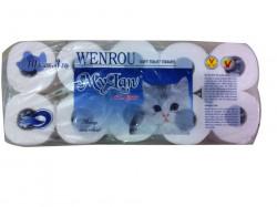 Giấy vệ sinh hình mèo