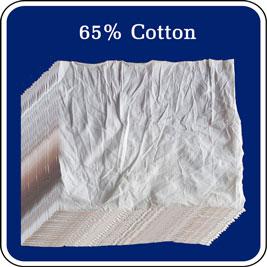 Vải lau Cotton