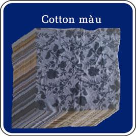 Vải lau Cotton 100%