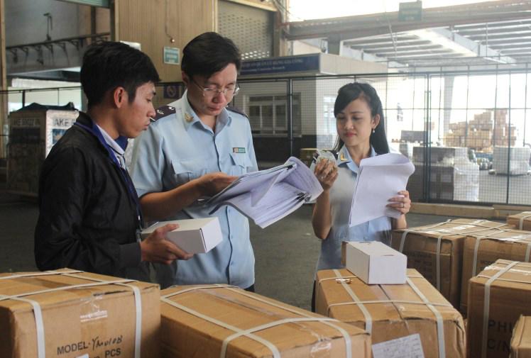 Dịch vụ kiểm hàng hóa