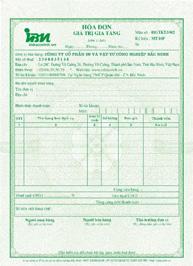 Dịch vụ in hóa đơn VAT