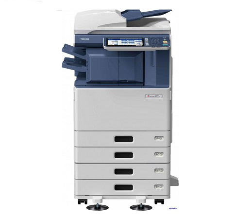 Máy Photocopy Toshiba in màu C3555