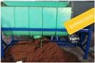 Máy trộn đất phân xơ dừa