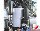 Lò hơi đốt nhiên liệu lỏng - khí