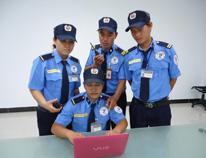 Đội ngũ bảo vệ