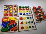 Bộ giáo cụ Montessori 8