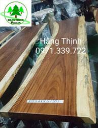 Mặt bàn gỗ