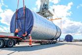 Dịch vụ vận chuyển hàng công trình