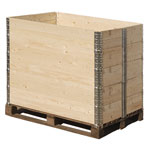 Thùng gỗ lắp ghép 3 mảnh