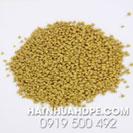 Hạt nhựa HDPE màu vàng