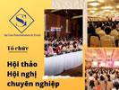 Tổ chức hội nghị hội thảo