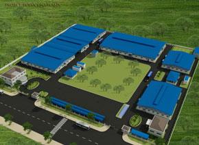 Nhà máy nhựa Pusan Nhơn Trạch