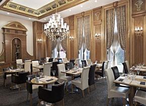 Thiết kế thi công nội thất nhà hàng