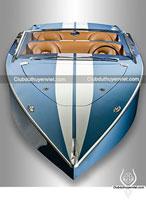 Thiết kế du thuyền mini TE-04
