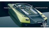 Thiết kế du thuyền mini TE-05