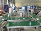 Dây chuyền băng tải PVC