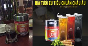 Bia tươi EU đen