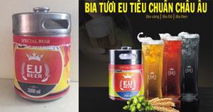 Bia tươi EU đỏ