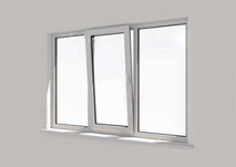 Cửa sổ mở hất