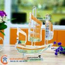 Biểu tượng pha lê thuyền buồm