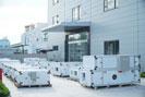 Thiết bị xử lý không khí AHU cho phòng điện tử