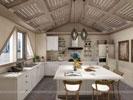 Thiết kế nội thất phòng bếp