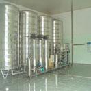 Dây chuyền lọc nước tinh khiết 1500L/h