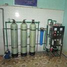 Dây chuyền lọc nước tinh khiết 150L/h