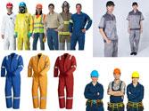 Quần áo bảo hộ các ngành