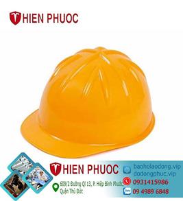 Mũ bảo vệ đầu trong lao động
