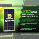 Pin mặt trời HT-SAAE Mono
