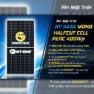 Pin mặt trời HT-SAAE Poly Halfcut
