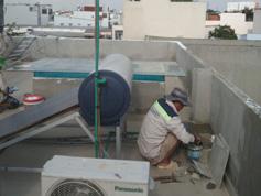 Dịch vụ chống thấm công trình